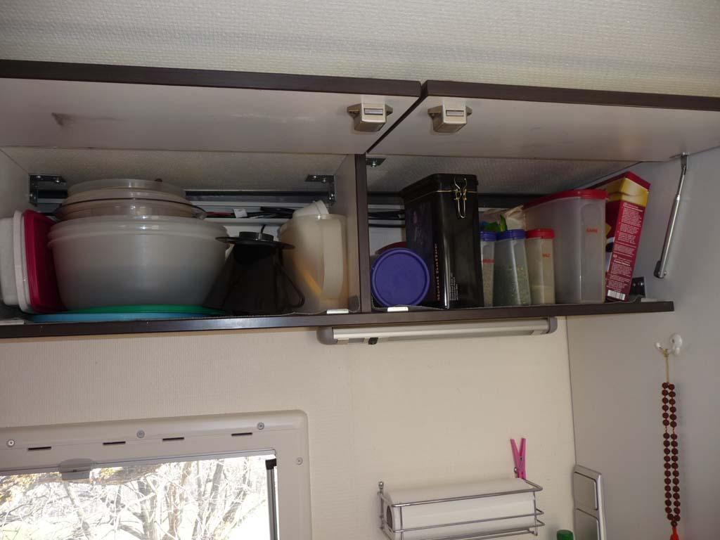 Küche - wie habt Ihr verstaut? - Allrad-LKW-Gemeinschaft