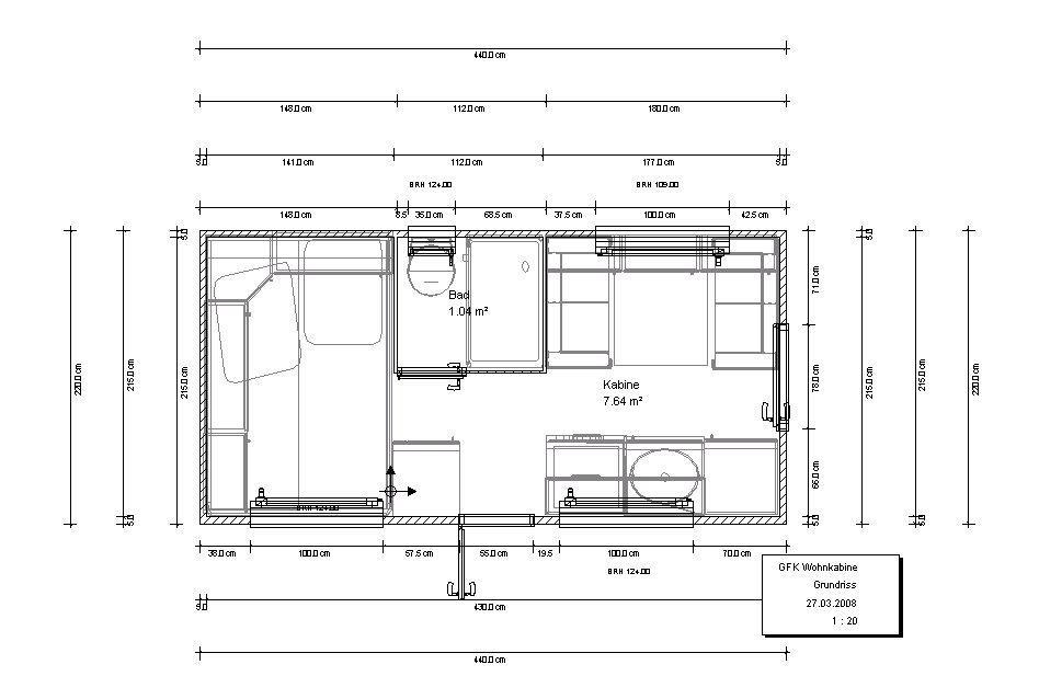 Grundrisse Zeichnen Sketchup :  LKWGemeinschaft • Thema anzeigen  Hier die Grundrisse sammeln